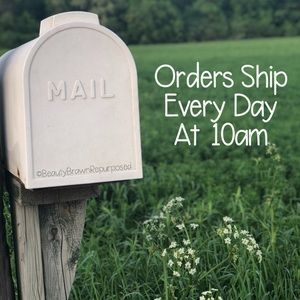 Other - We Ship Monday-Saturday